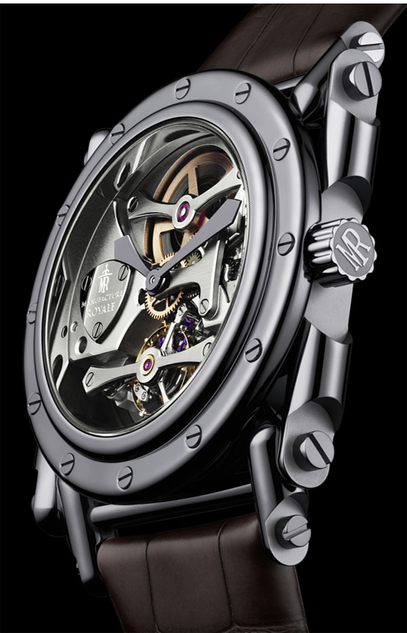 MANUFACTURE ROYALE - Androgyne