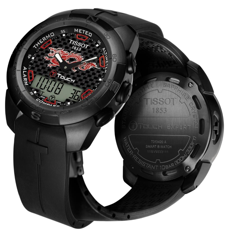 TISSOT - T-Touch Expert Men's Dragon 2012