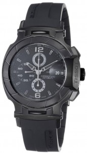 T-Race PVD Automatic Chronograph