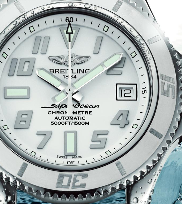 BREITLING - Superocean 42 White Water