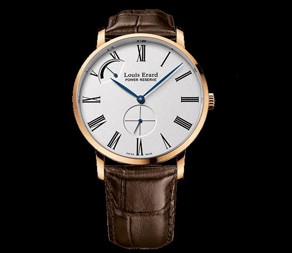 LOUIS ERARD - Excellence Small Seconds Power Reserve